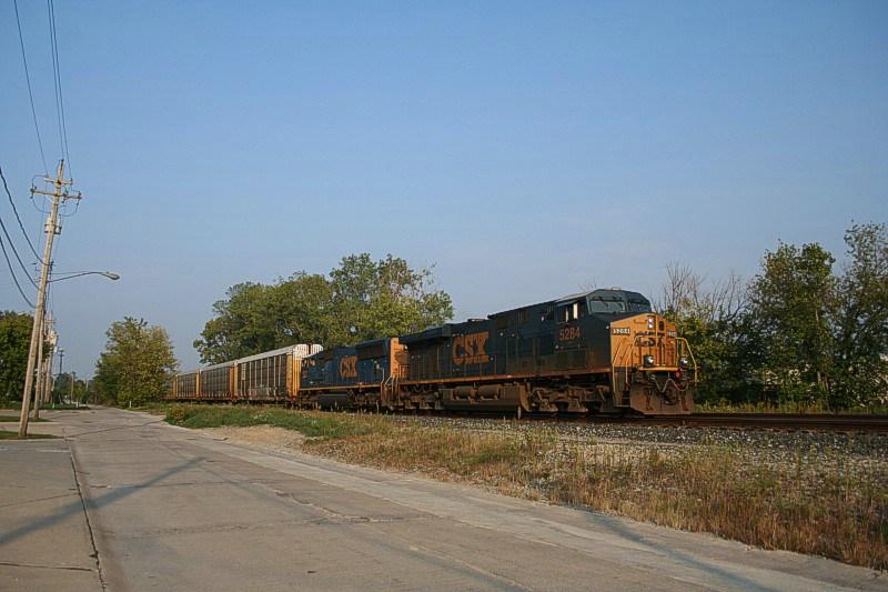 CSX 5284